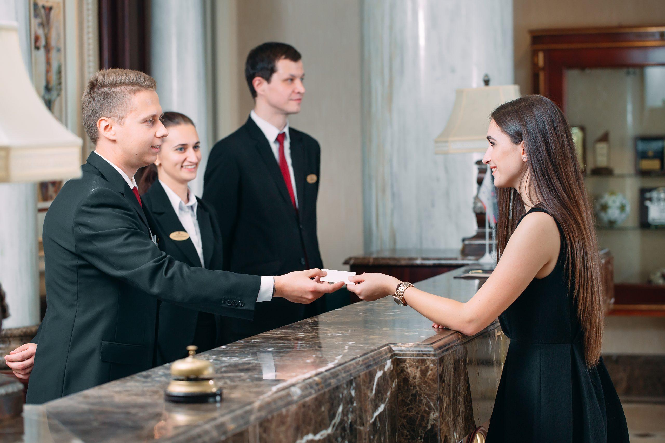 Hotel zum Verpachten oder Hotel zum Verkaufen